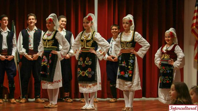 Intercultural Dance Fest Draws Over 400 People