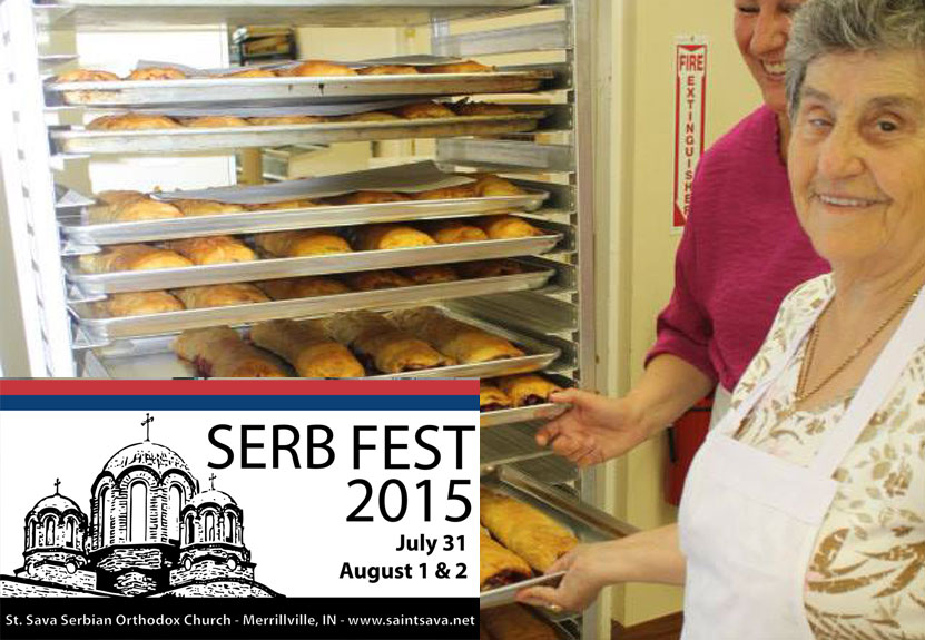 St. Sava Serb Fest 2015 Preview: Inside the Famous Serbian Bake Sale
