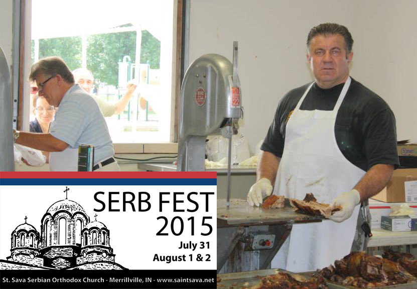 St. Sava Serb Fest 2015 Preview: Who are the lamb guys?