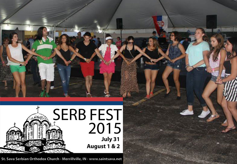 St. Sava Serb Fest 2015 Preview: Experience a Culture of Music & Dance