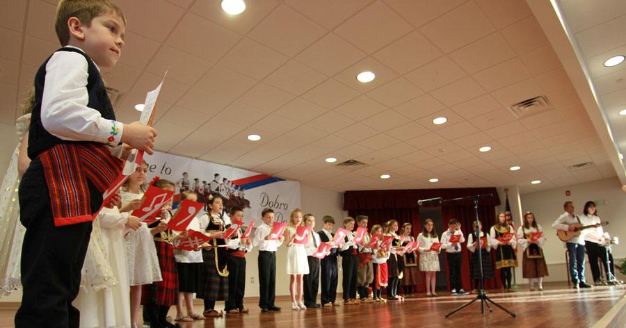 Children's Choir Hosts Luncheon at St. Sava – Sunday, Nov. 1
