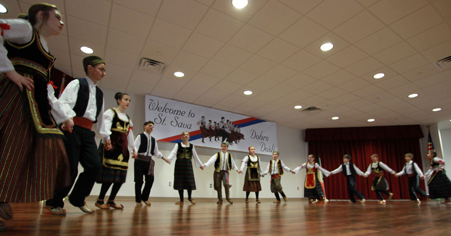 Gracanica Folklore Fall Festival Features St. Sava Folklore Group – Oct. 24