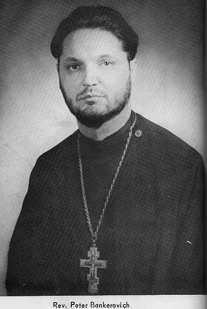 Rev. Peter Bankerovich