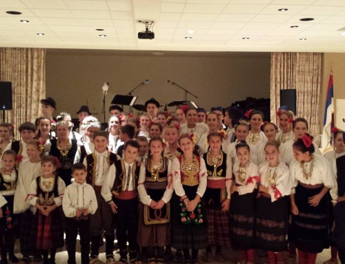 Serb Fest 2016 Feature: Mladost Folklore Group from San Francisco to perform