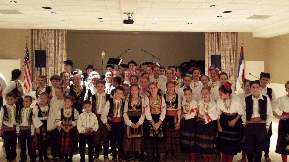 St. Sava Srbadija Folklore builds relationship with San Francisco Serbian Church