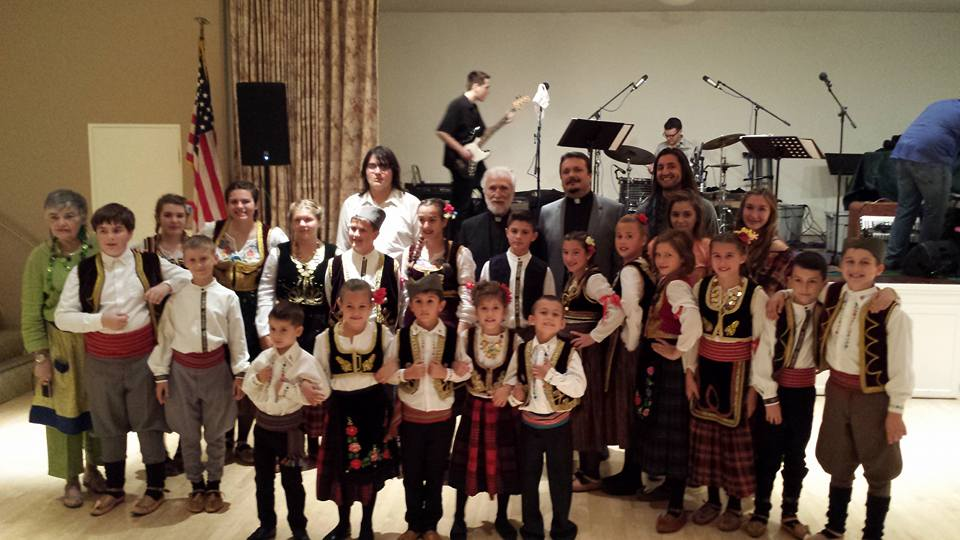Lenten luncheon at St. Sava to support Folklore costume fundraiser – Sunday, Apr. 10