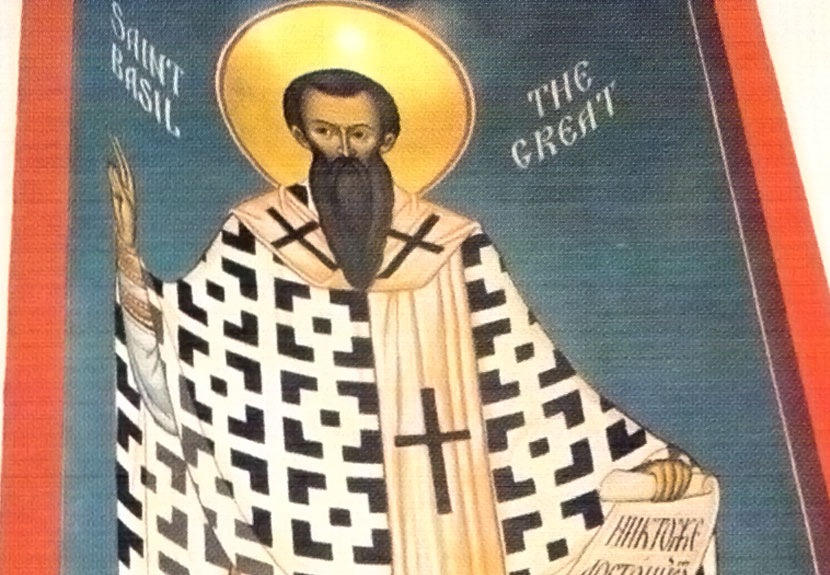 Divine Liturgy of Saint Basil the Great – Saturday, Jan. 14