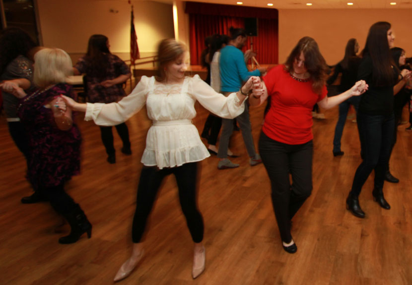 Adult folklore dance sessions begin at St. Sava – Open group – Monday, Mar. 21