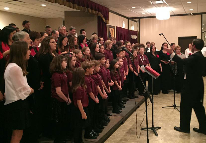 Youth from Brankici at Holy Resurrection Serbian Orthodox Cathedral in Chicago to perform at St. Sava Choir Fest – Saturday, Mar. 12