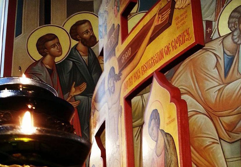Resurrection Matins at St. Sava begin at 11:30 p.m. in Merrillville – Saturday, Apr. 30