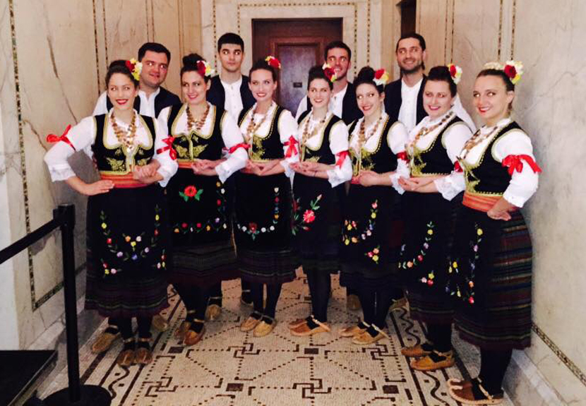 Bozur Folklore to perform in Merrillville at St. Sava Intercultural Dance Festival – Saturday, May 7