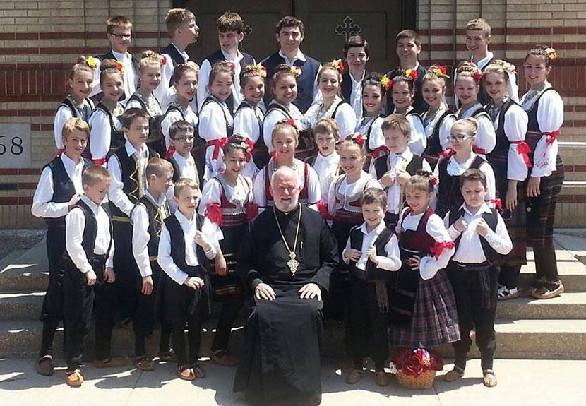Gavrilo Princip Folklore to perform in Merrillville at St. Sava Intercultural Dance Festival – Saturday, May 7