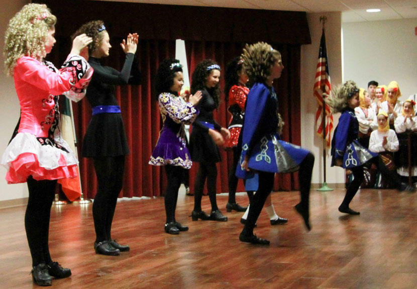 Irish Dancers to perform in Merrillville at St. Sava Intercultural Dance Festival – Saturday, May 7