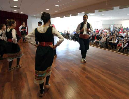 """Intercultural Dance Festival 2017"" at St. Sava in Merrillville begins at 6:00 p.m. – Saturday, May 20"