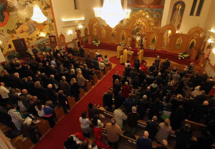 The Serbian Orthodox Church to her spiritual children at Christmas