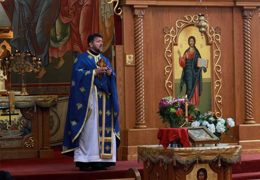 Honoring Father Marko's 10 Year Anniversary at St. Sava – Sunday, Feb. 19