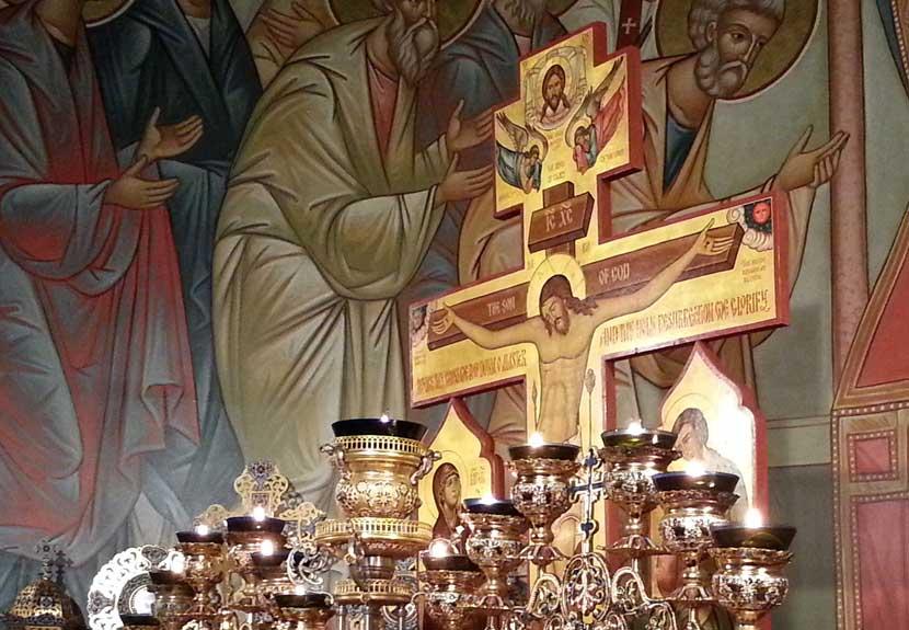 Resurrection Matins at St. Sava in Merrillville begin at 11:30 p.m. – Saturday, Apr. 15