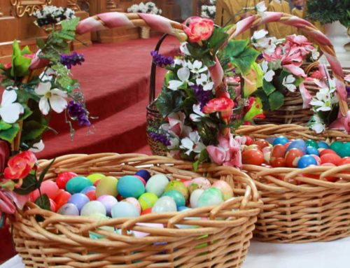 The meaning of Easter eggs and color; Colored eggs are needed for Pascha – Sunday, Apr. 16