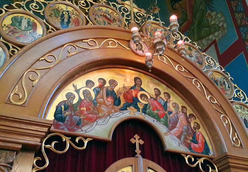 Holy Week Schedule available, begins with Lazarus Saturday – Apr. 8