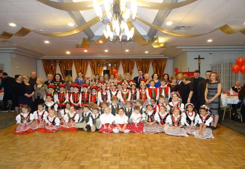 St. Raphael Kalinowski Polish School from Munster to perform at St. Sava Intercultural Dance Festival in Merrillville – Saturday, May 20