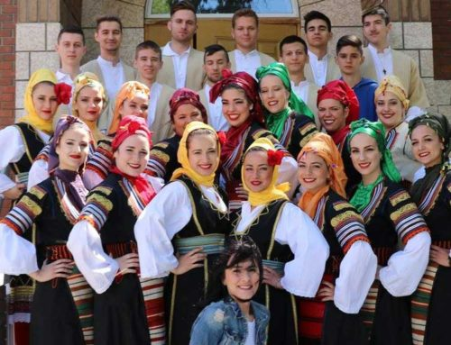 """Opanak"" from Edmonton, Alberta to perform at St. Sava Intercultural Dance Festival in Merrillville – Saturday, May 20"