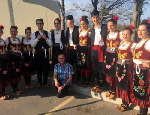 "Folklore groups ""Studenica"" and ""Hilandar"" from Niagara Falls, Ontario to perform at St. Sava Intercultural Dance Festival in Merrillville – Saturday, May 20"