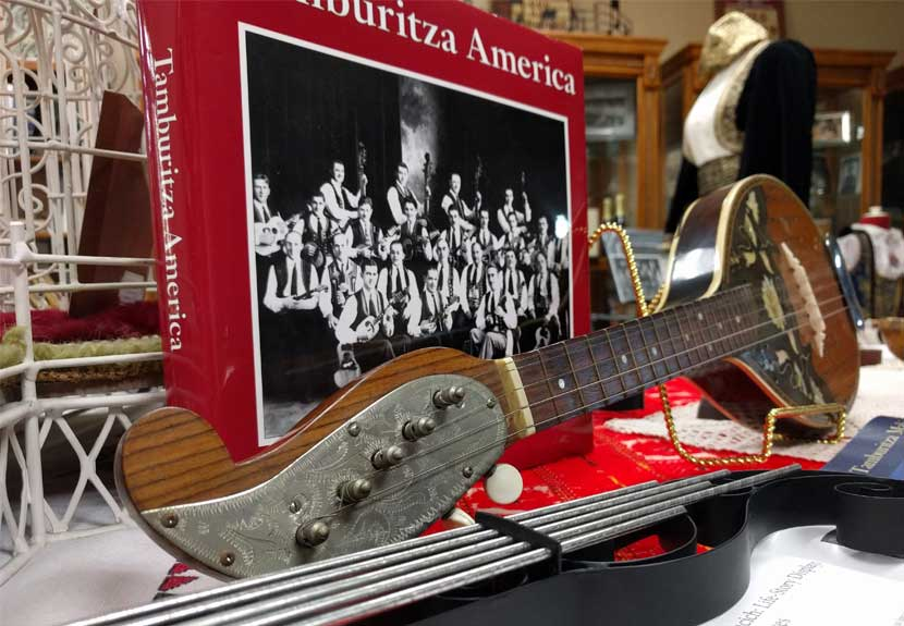 Historical Society Exhibit: Serbs in Arts and Entertainment