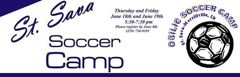 Soccer camp June 18 and 19 now taking registrations