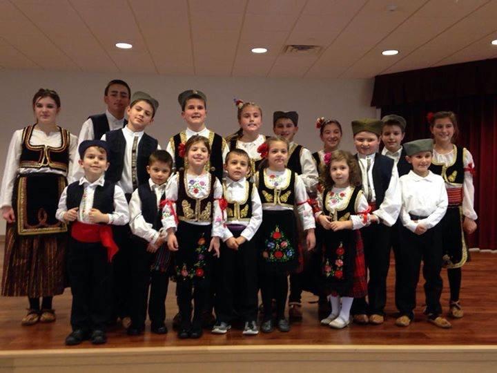 Srbadija of St. Sava Performs Saturday, Nov. 7; Hosts Luncheon Sunday, Nov. 8