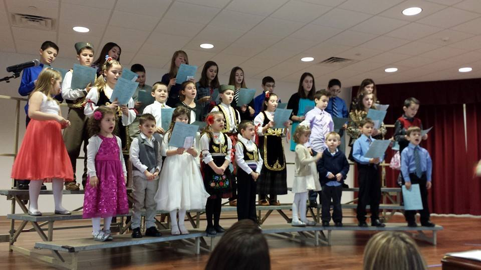 Children's Choir Festival at St. Sava – Save-the-Date – Saturday, March 12