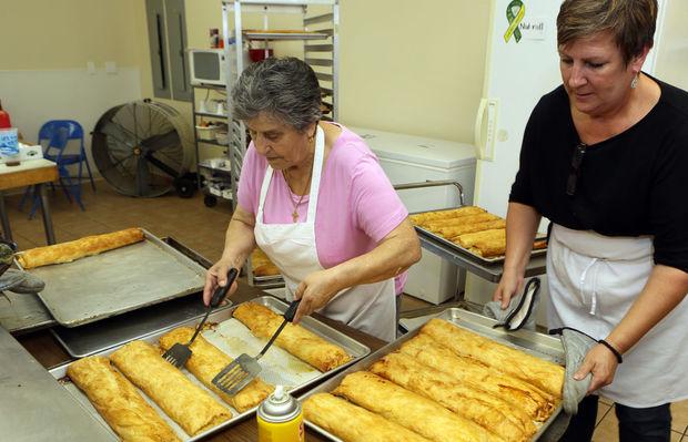 Bake Sale at St. Sava Church – Saturday, March 19