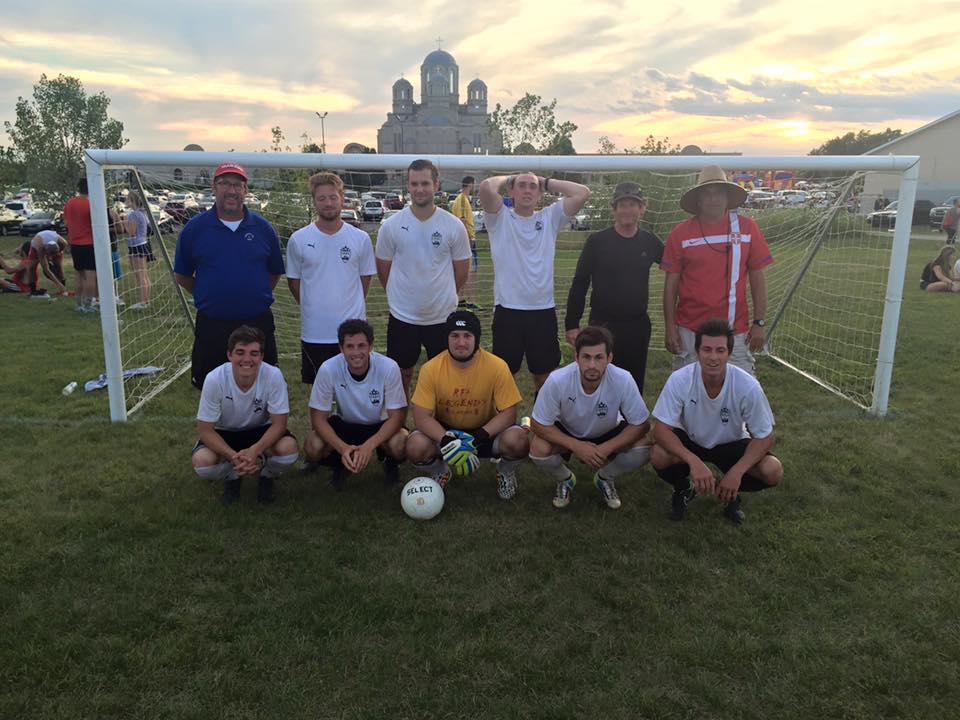 Obilic Wins Serb Fest Tournament at St. Sava Church