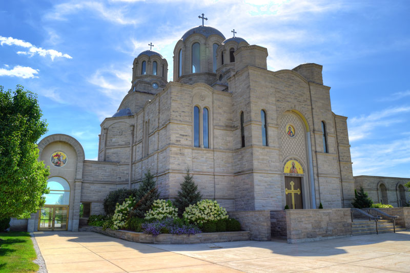 Presanctified Liturgy takes place 9:00 a.m. at St. Sava Merrillville – Wednesday, April 13
