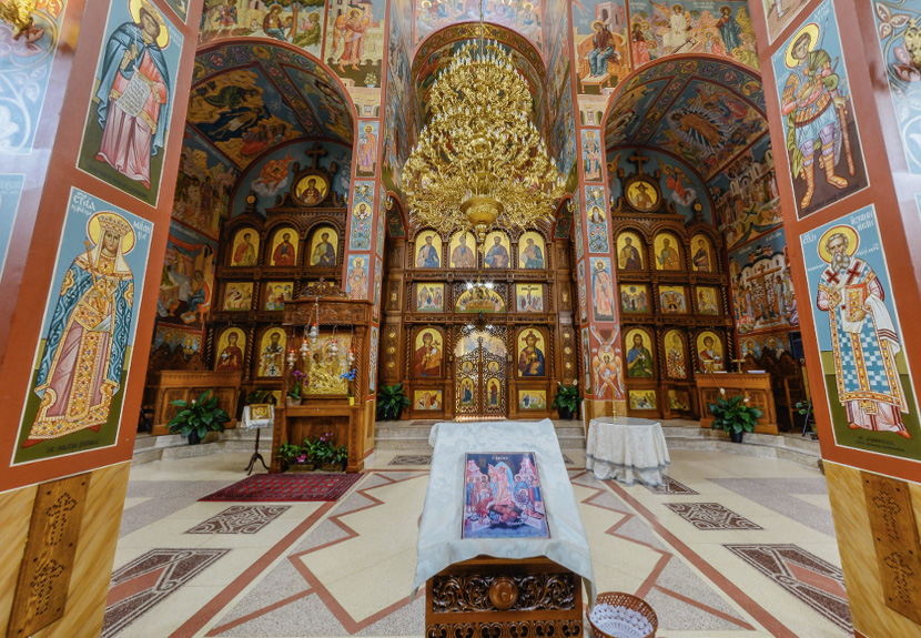 Celebrate New Gracanica Monastery Slava – Wednesday, Oct. 14