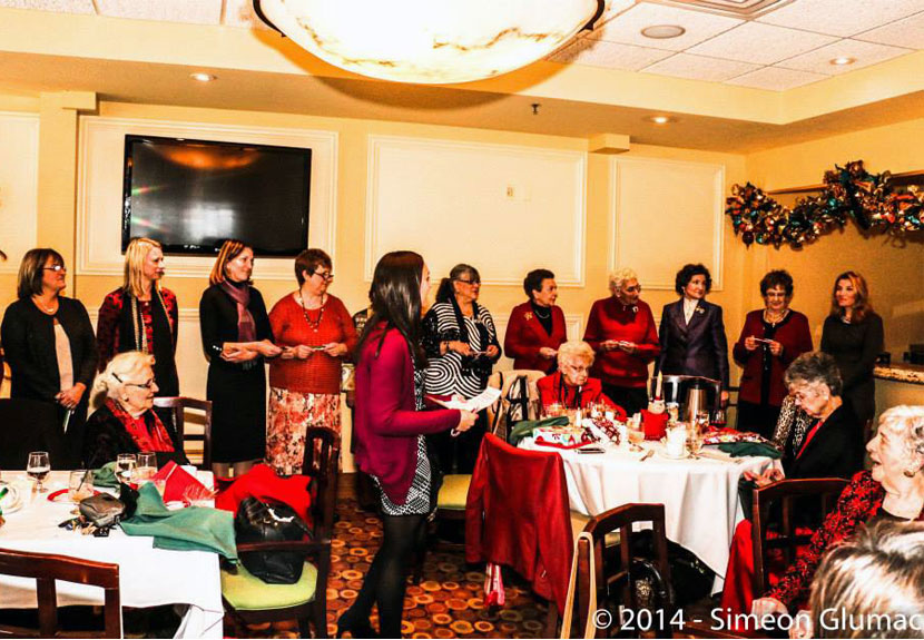 Serbian Sisters Circle Annual Christmas Luncheon – Sunday, Dec. 4