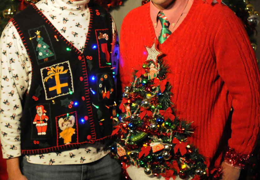 St. Sava Sunday School Christmas Party/Ugly Sweater Contest – Friday, Dec. 11