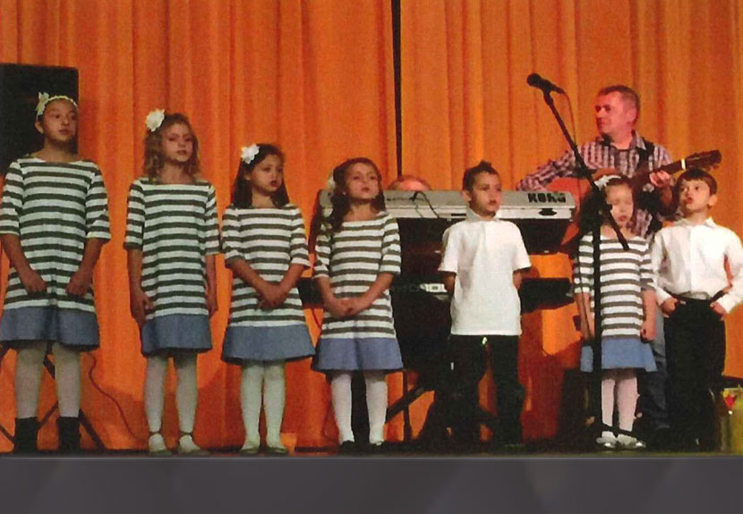 Children's Choir at St. Sava Church announces program and song list for Festival – Saturday, Mar. 12