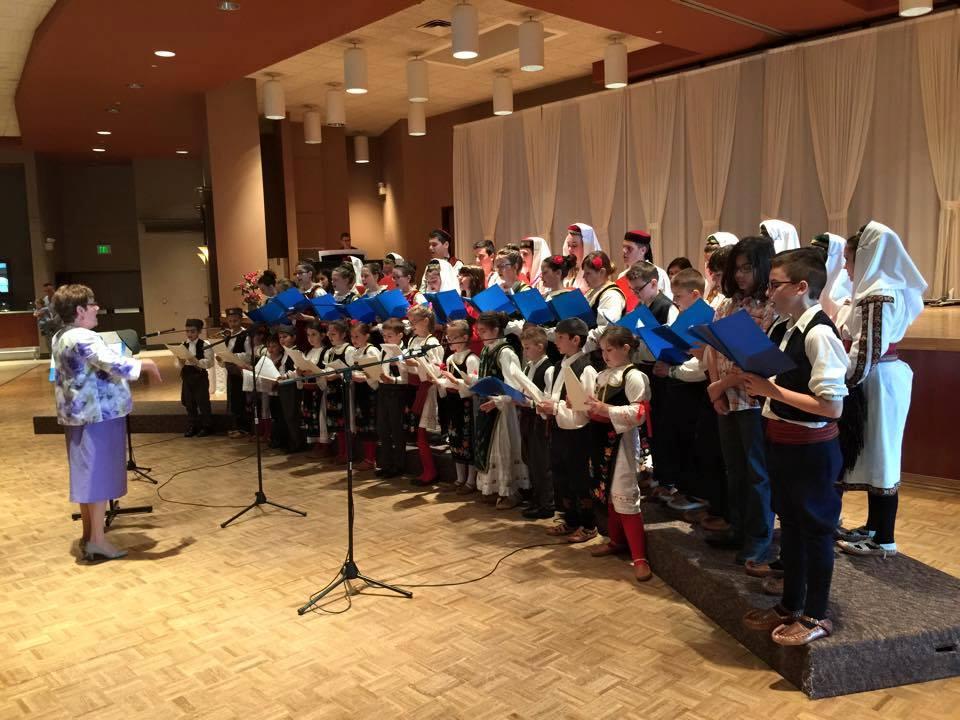 St. George Children's Choir Among Performers at St. Sava Choir Festival – Saturday, Mar. 12