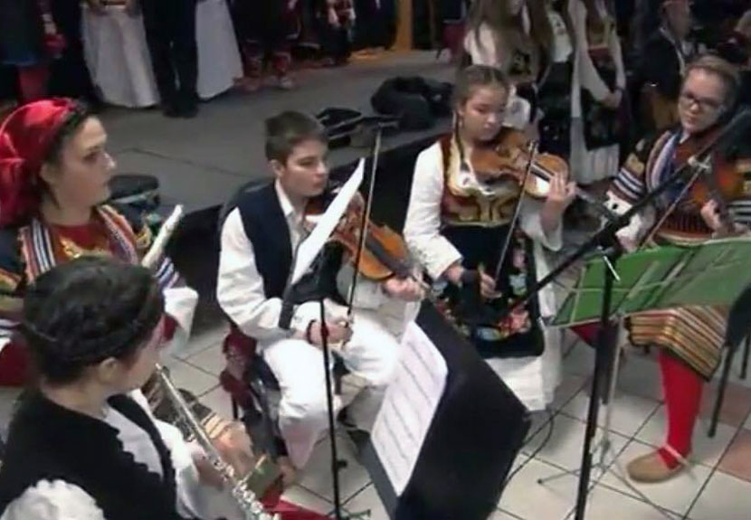 Gracanica Orkestra Among Performers at St. Sava Merrillville Choir Festival – Saturday, March 12