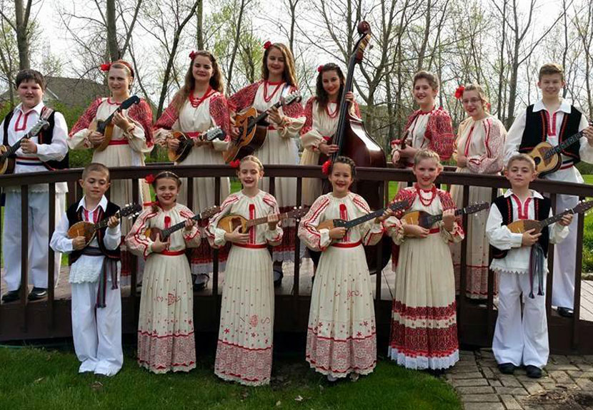 Hoosier Strings Jr. Tamburitza to perform in Merrillville at St. Sava Intercultural Dance Festival – Saturday, May 7
