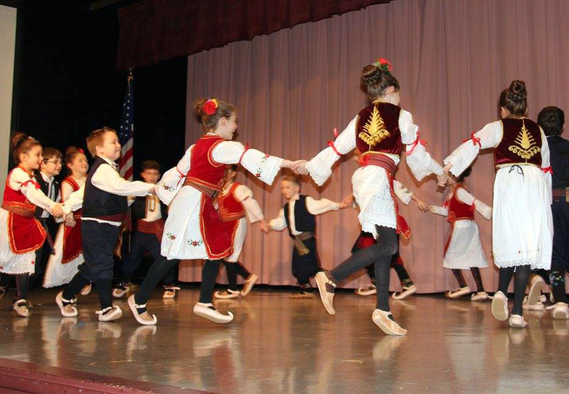 Frula Folklore of St. Elijah to perform in Merrillville at St. Sava Intercultural Dance Festival – Saturday, May 7