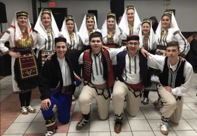 Tromedja Folklore of St. George to perform in Merrillville at St. Sava Intercultural Dance Festival – Saturday, May 7