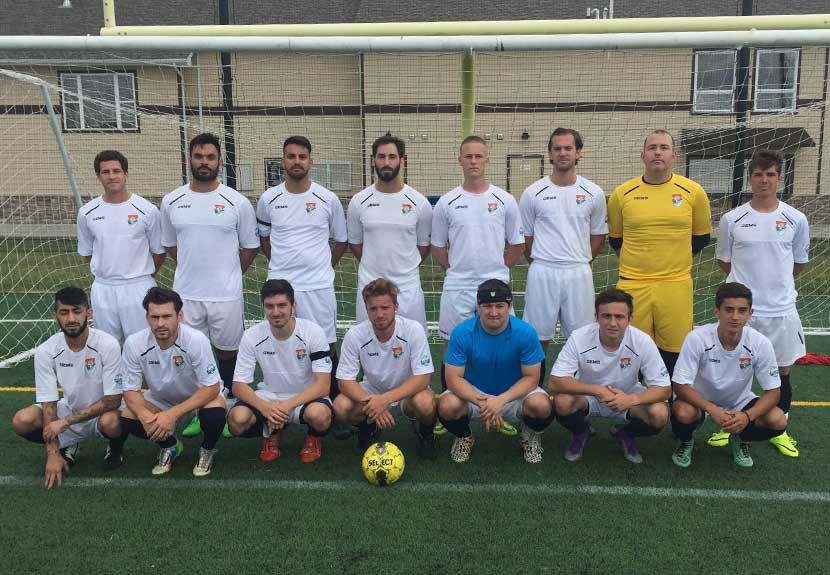 NWI Obilic Legends Soccer of St. Sava