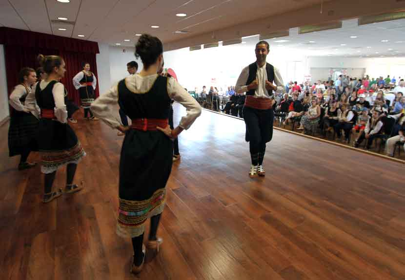 """Intercultural Dance Festival 2017"" at St. Sava in Merrillville begins at 6:00 p.m. – Saturday, May 20"