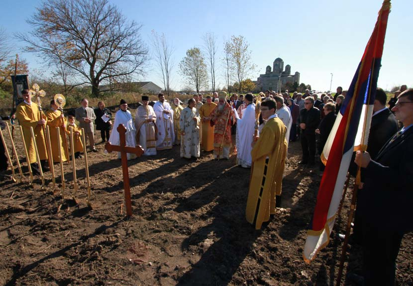 Father Tom Kazich: Feast of St. Varnava, New Cemetery, Continuing a Mission