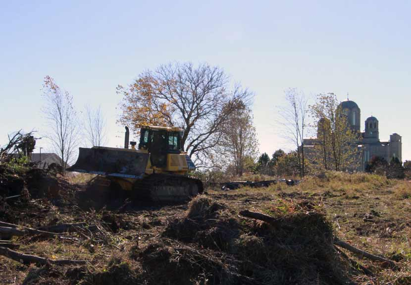 Historic ceremony marks groundbreaking for new cemetery at St. Sava Merrillville – Saturday, Nov. 12