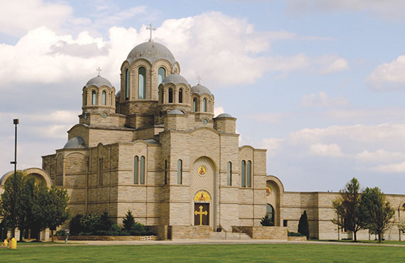 His Grace Bishop Longin serves at St. Sava Merrillville for Holy Annunciation at 9:00 a.m. – Wednesday, April 7