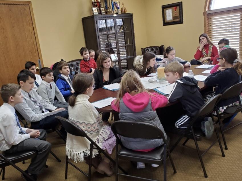 Register now online for Sunday School at St. Sava – Merrillville, Indiana
